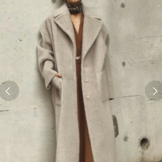 Ameri VINTAGE - ameri vintage☆FAKE MOUTON COAT