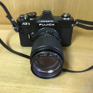 OLYMPUS - フジカ・一眼レフカメラ!モデル・AZ-1!レンズ付き!