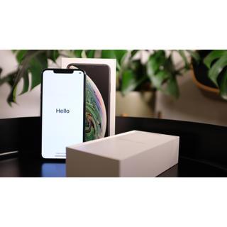 アップル(Apple)のiPhobe XS Max 256GB SIMフリー(スマートフォン本体)