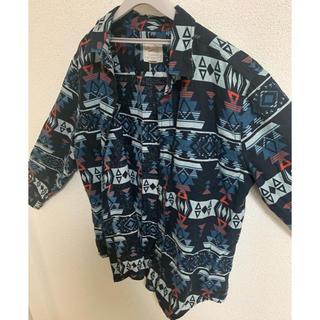アメリカンイーグル(American Eagle)のアメリカンイーグル シャツ 新品未使用 日本サイズXL(シャツ)