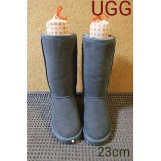UGG - UGG ムートンブーツ グレー