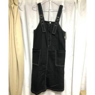 WEGO - 【大幅値下げ】WEGO サロペットスカート