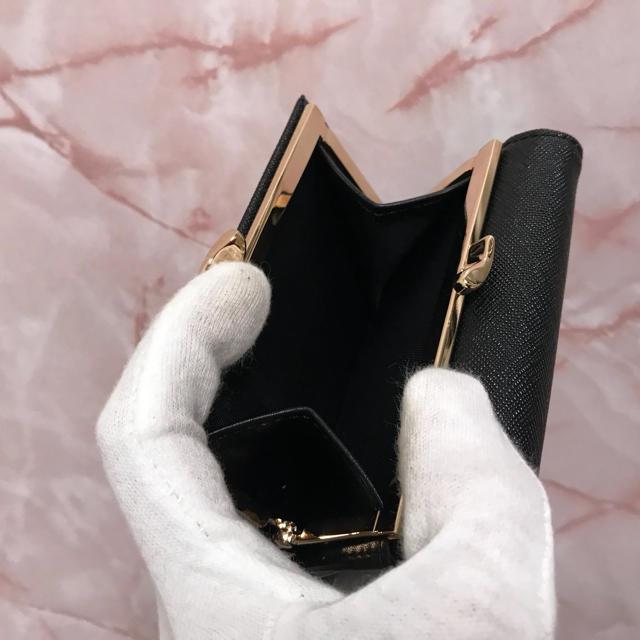 Vivienne Westwood(ヴィヴィアンウエストウッド)の三つ折りがま口❤️ヴィヴィアンウエストウッド❤️新品・未使用 レディースのファッション小物(財布)の商品写真