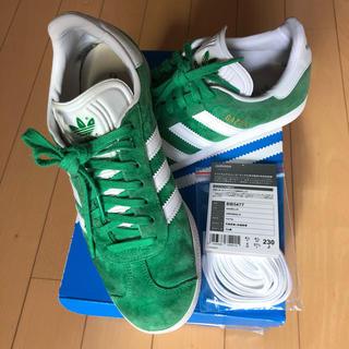 adidas - adidas GAZELLE BB5477 グリーン 23cm
