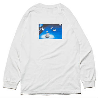 hellrazor whimsy long sleeve tee ロンT