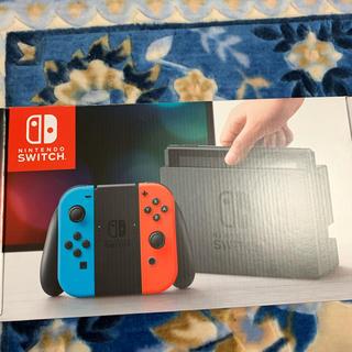 Nintendo Switch - 任天堂switch 中古美品!