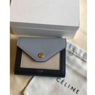 celine - セリーヌ ポケット マルチファンクション 折り財布 新品