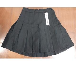 repipi armario - レピピアルマリオ プリーツスカート 黒 S(140cm)
