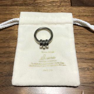 フィリップオーディベール(Philippe Audibert)のsoierie ソワリー 指輪 シルバー(リング(指輪))