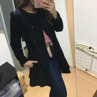 ムルーア(MURUA)のMURUA♡Aラインコート(ロングコート)