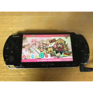 PlayStation Portable - ソニー・PSP-3000!ブラック!