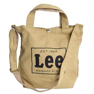 Lee - リー LEE ショルダーバッグ コットンキャンバス