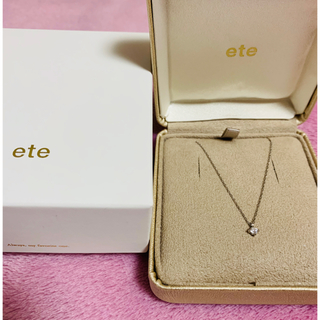 ete - ete ネックレス