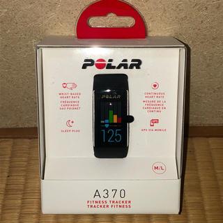 POLAR - POLAR A370 ブラック