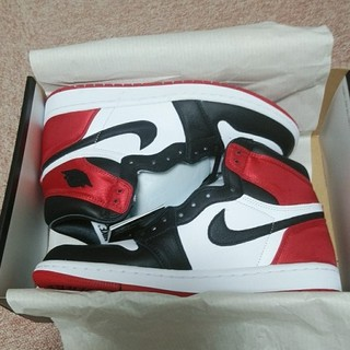 NIKE - 26 希少最安 AIR JORDAN 1 RETRO HIGH OG SATIN