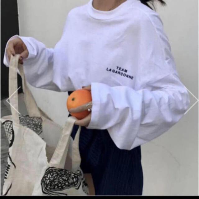 dholic(ディーホリック)のロングスリーブシャツ レディースのトップス(Tシャツ(長袖/七分))の商品写真