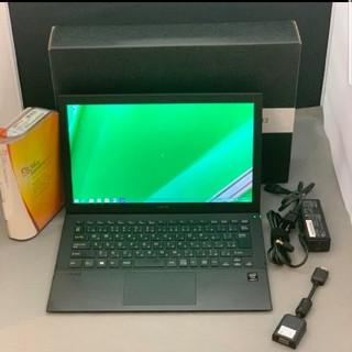 SONY - SONY VAIO PRO 正規MS-Office付 S13 i7 Win8.1
