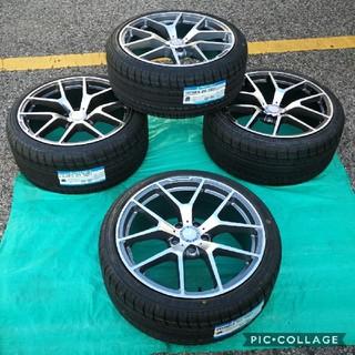 ベンチ(Bench)の新品 タイヤホイール4本セット ベンツ Eクラス W212 BK933 19イン(タイヤ・ホイールセット)