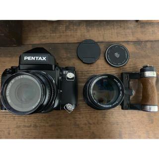 PENTAX - PENTAX67Ⅱ+90mm F2.8+150mm F2.8
