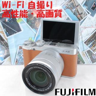 富士フイルム - ★WI-FI&自撮り 高性能・高画質!!★富士フィルム X-A2