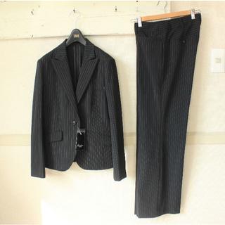 ベルメゾン - S855★新品ベルメゾン ラシサ パンツスーツ大きいサイズ42(XL)13号