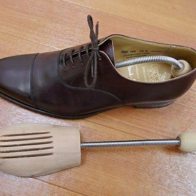 REGAL(リーガル)の◇新品未使用◇レディース用 スプリング式木製シューキーパー  2足(4個)セット レディースの靴/シューズ(その他)の商品写真
