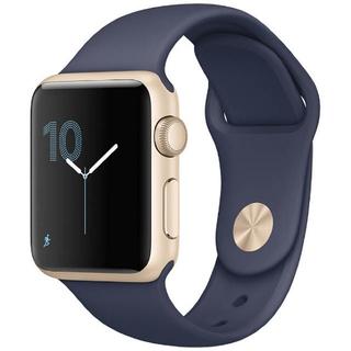 アップルウォッチ(Apple Watch)のApple Watch Series 1 38mm ゴールドアルミニウムケース(腕時計)