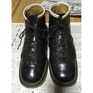 ジョージコックス(GEORGE COX)の【激レア】ジョージコックス 高級レザーブーツ 黒 8(26cm)イングランド製(ブーツ)