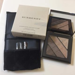 BURBERRY - 【バーバリー】コンプリートアイパレット