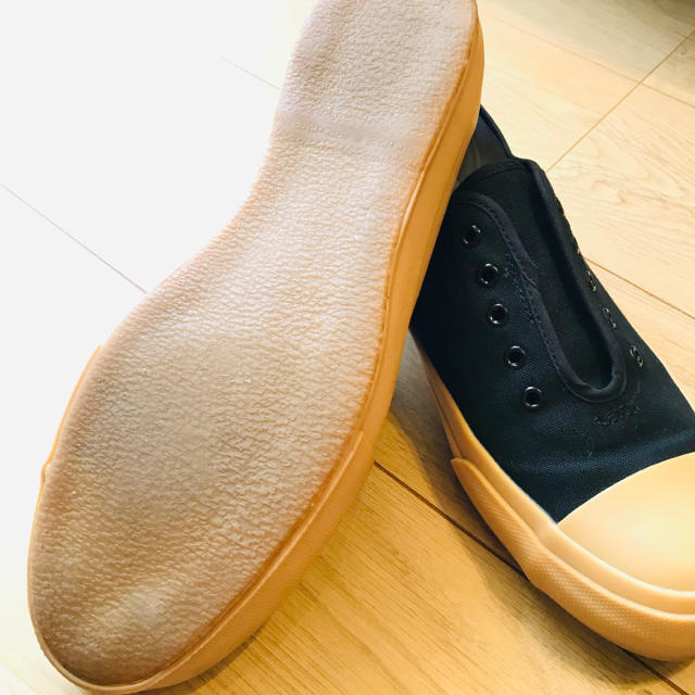 BEAUTY&YOUTH UNITED ARROWS(ビューティアンドユースユナイテッドアローズ)の値下げ‼️ムーンスター×BEAUTY&YOUTH ◆ MILITARYスニーカー レディースの靴/シューズ(スニーカー)の商品写真