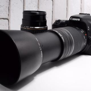Canon - ★美品★Canon 70D ダブルレンズセット