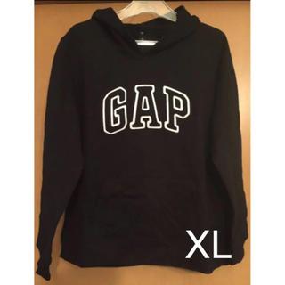 GAP - 新品GAPレディースパーカーブラック サイズXL