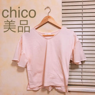 who's who Chico - フレア袖トップス