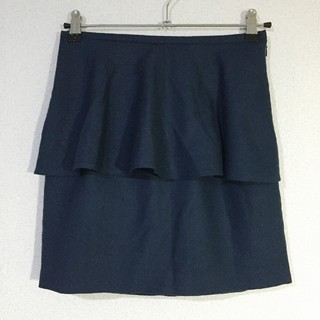 31 Sons de mode - ペプラムスカート