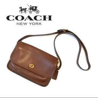 COACH - coach コーチ オールドコーチ old vintage ショルダーバッグ