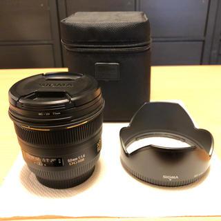 SIGMA - 【美品】SIGMA 50mm F1.4 EX DG HSM Aマウント SONY