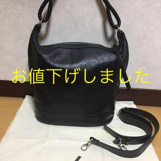 ツチヤカバンセイゾウジョ(土屋鞄製造所)の土屋鞄 レザー2way ☆値下げしました(ショルダーバッグ)