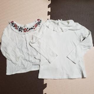 ユニクロ(UNIQLO)のロンT(Tシャツ/カットソー)