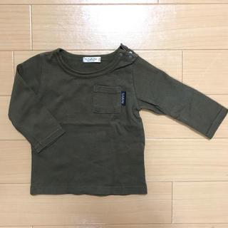 フタフタ(futafuta)のロンTシャツ(80)(Tシャツ)