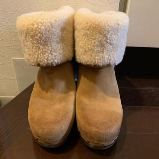 UGG - 可愛い※UGG ムートンブーツ 冬靴 ムートン キャメル ブーツ アグ
