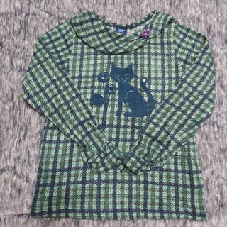 ANNA SUI mini ロングTシャツ 120
