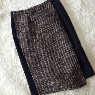 チェスティ(Chesty)のチェスティ♡ツィードスカート(ひざ丈スカート)