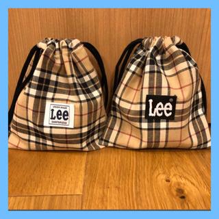 Lee - ❤️ハンドメイド  巾着 サニタリーポーチ❤️