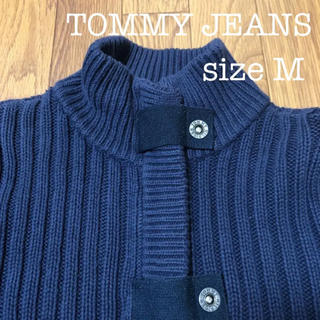 TOMMY HILFIGER - TOMMY JEANS ニット カーディガン size M