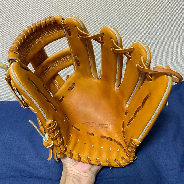 ONYONE(オンヨネ)のipselect 十河モデル スポーツ/アウトドアの野球(グローブ)の商品写真