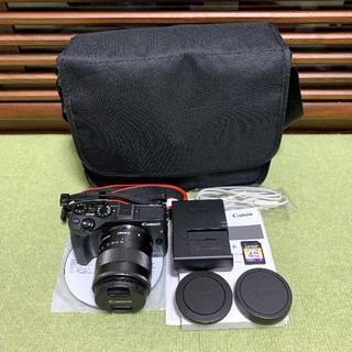 Canon - EOSのカメラバック付き✨ワンランク上のミラーレス一眼☆キャノン EOS M3