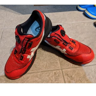 アシックス(asics)の♠アシックス 安全靴 1271A029 ウインジョブCP209 BOA ♠(その他)