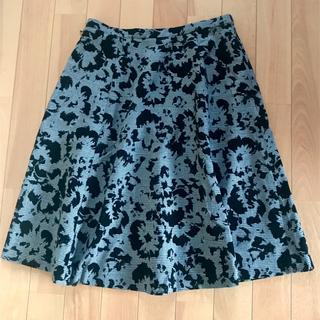 ナチュラルビューティーベーシック(NATURAL BEAUTY BASIC)のSALE!ナチュラルビューティーベイシックのスカート(ひざ丈スカート)