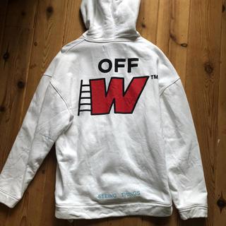 OFF-WHITE - off-white パーカー