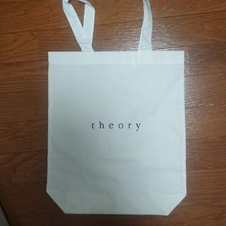 セオリー(theory)のthory 布ショップバック(ショップ袋)